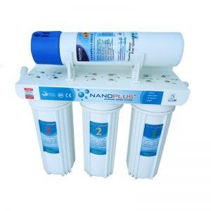 Máy lọc nước Công nghệ Nanoplus - Công nghệ Nhật Bản